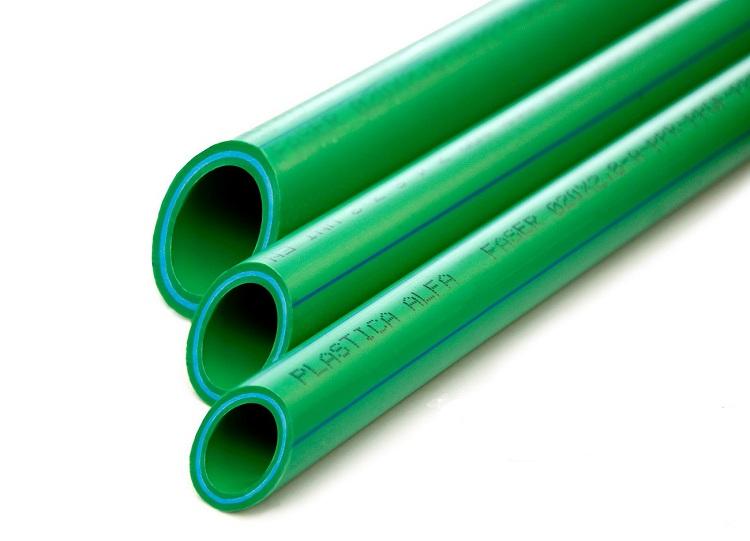 Диаметр полипропиленовых труб