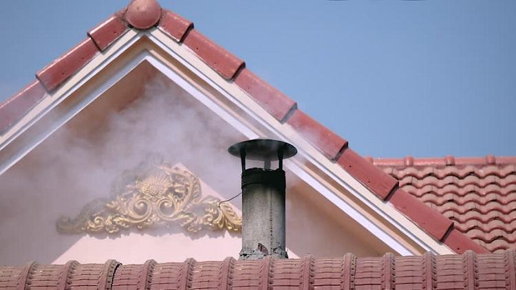 Расчёт тяги дымохода