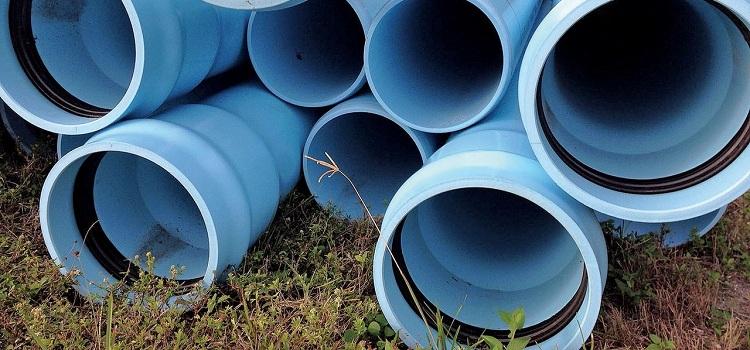 Размеры пластиковых труб