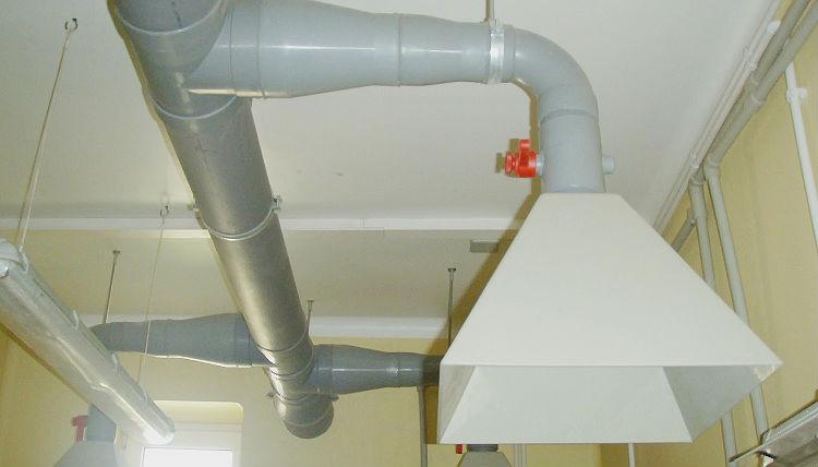 Воздуховоды из полипропилена
