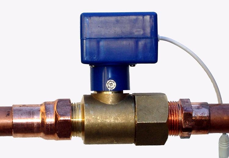 Электромагнитный клапан для газа