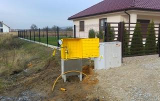 Газовая труба на участке: какие ограничения