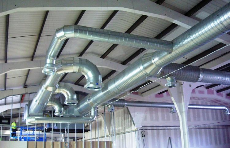 Производство воздуховодов