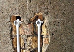 Водорозетка для металлопластиковых труб