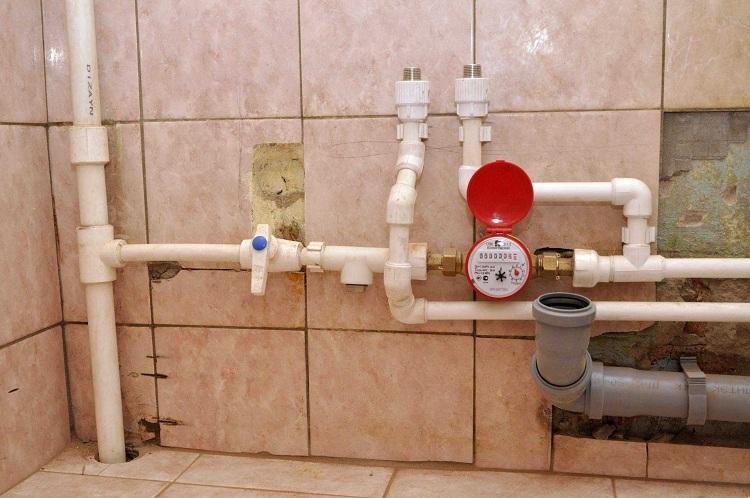 Как сделать трубу для ванной 288
