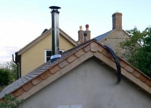 Аэродинамический расчет дымовой трубы котельной