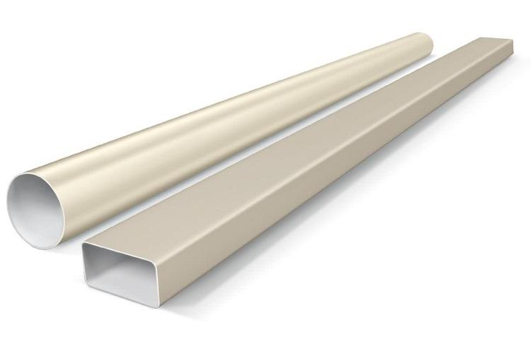 Трубы для вентиляции пластиковые размеры