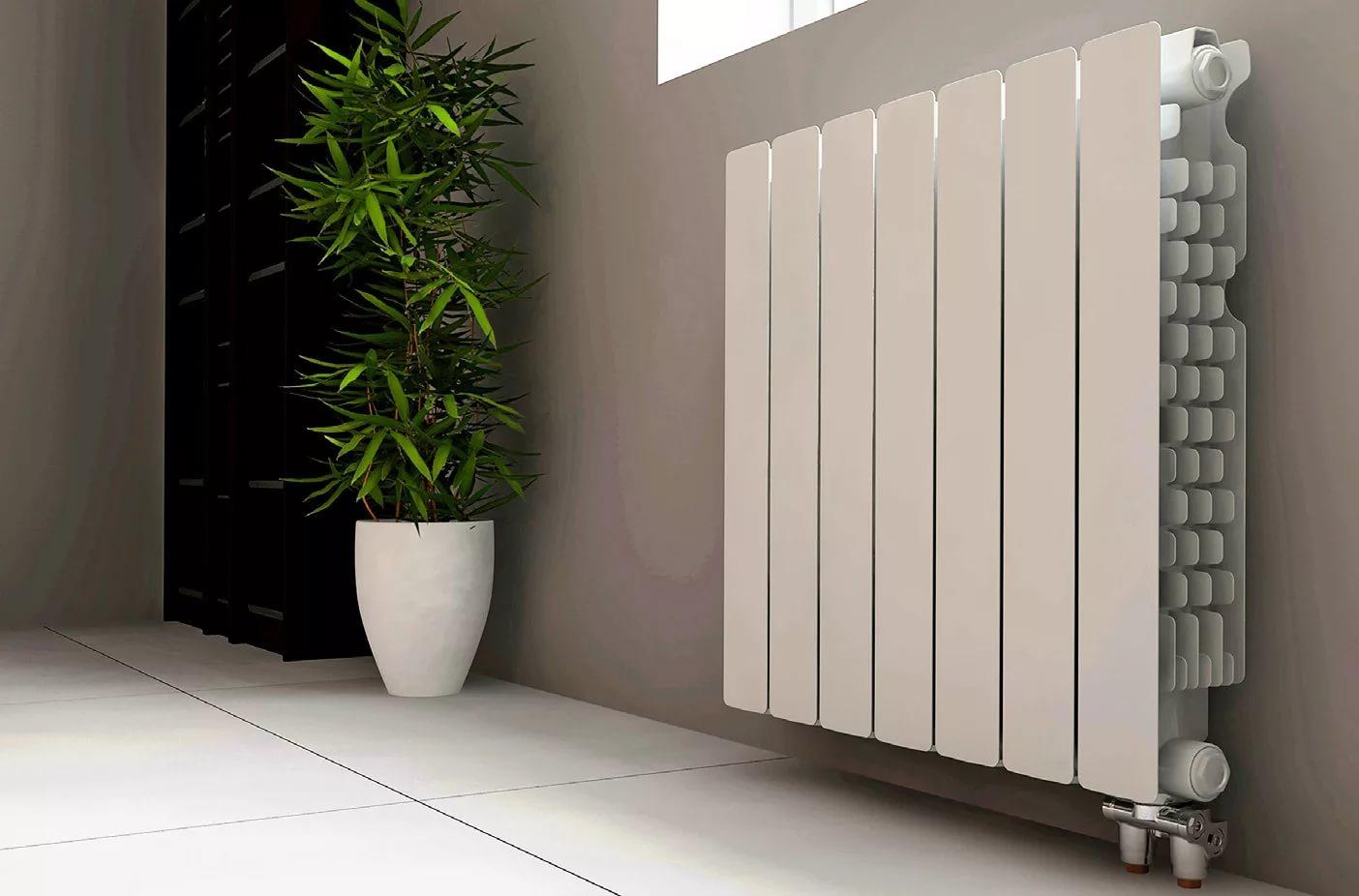 Особенности устройства, преимущества и недостатки биметаллических радиаторов отопления
