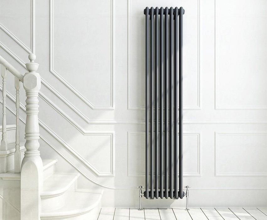 Радиаторы настенные вертикальные