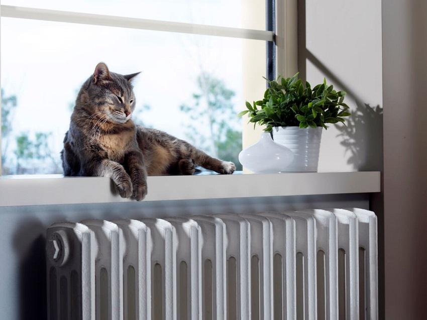 Сколько секций радиаторов нужно на 1 квадратный метр