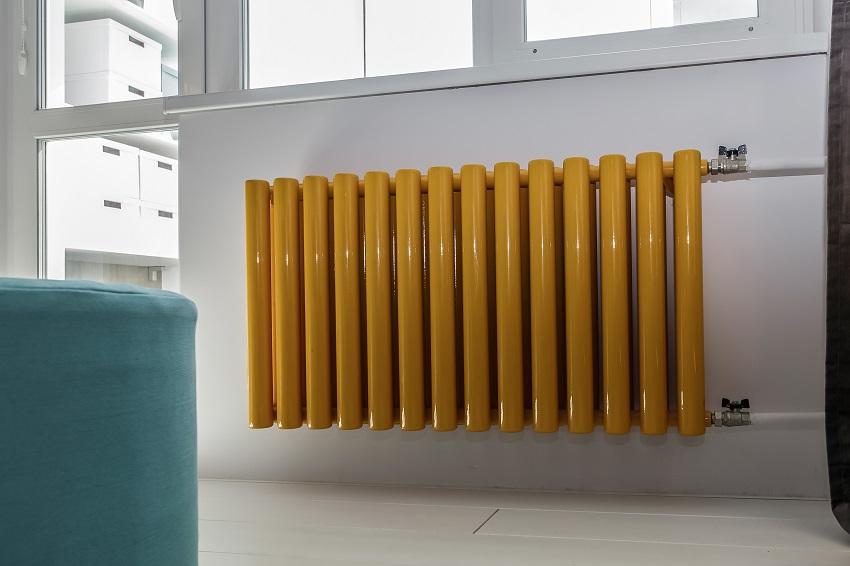 Боковое подключение панельных радиаторов