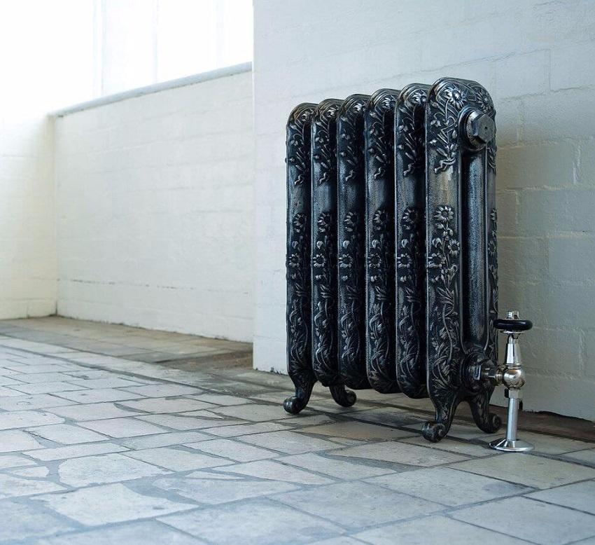 Кронштейн для радиатора