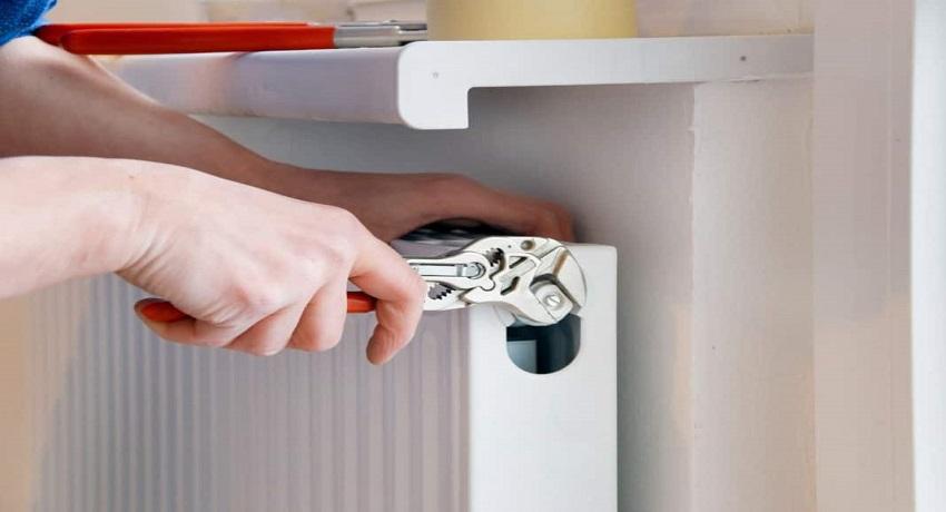 :Замена батареи-радиатора отопления