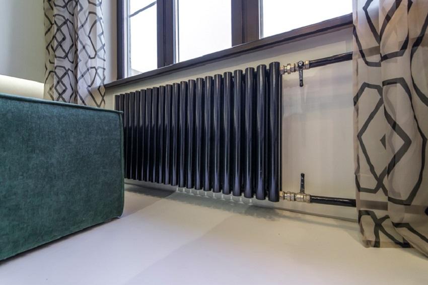 Замена батареи-радиатора отопления