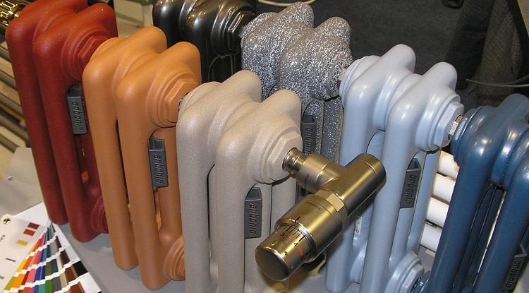 Краска для радиаторов отопления акриловая