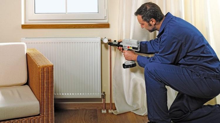 краны для радиаторов